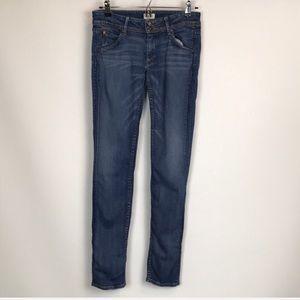 Hudson Collin Skinny Jeans Size 27